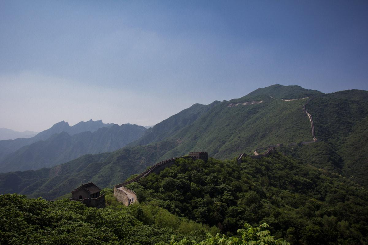 Largo camino a China